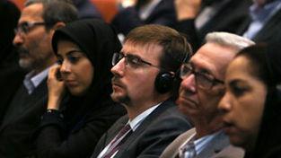 گزارش تصویری/ کنفرانس بینالمللی «اقتصاد جهانی و تحریمها»