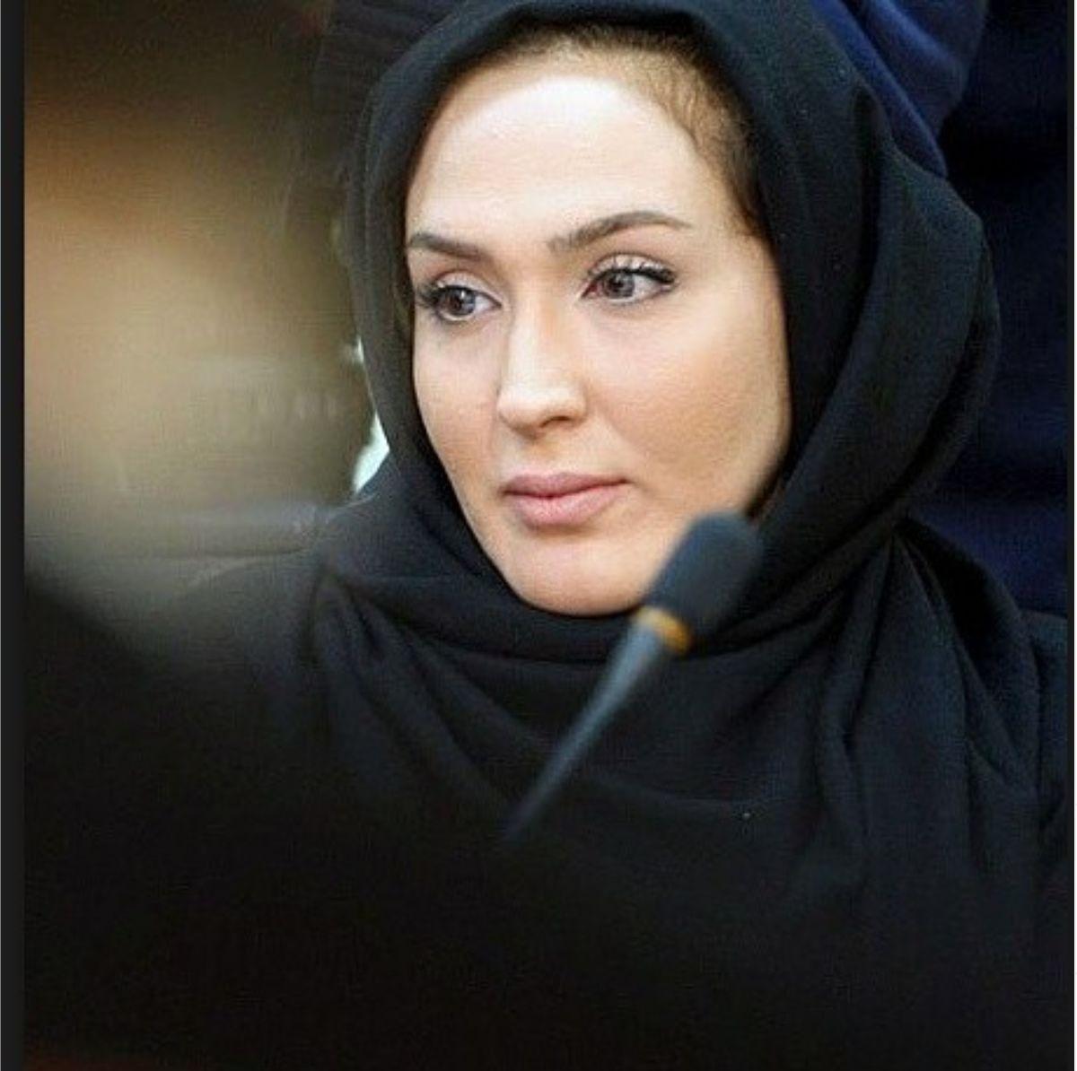 زهره فکور صبور چادری شد+ عکس