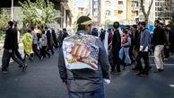 مراسم راهپیمایی 13 آبان ؛ فرمانده کل سپاه : اگر آمریکایی ها در لانه جاسوسی می ماندند عمر انقلاب به 40 سال نمی رسید/ رئیس قوه قضاییه: خواب آمریکا برای ندیدن 40 سالگی جمهوری اسلامی تعبیر نمی شود/ دادستان کل کشور: باید از تحریم استقبال کنیم / نمایش ماکت های