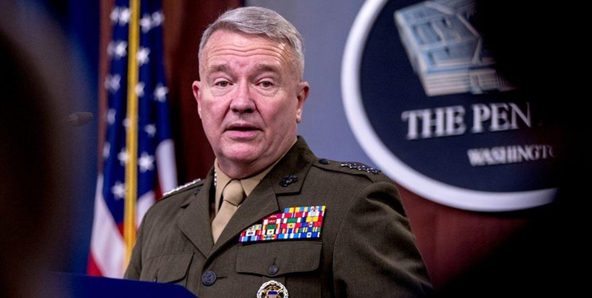 اتهامزنی فرمانده سنتکام علیه ایران