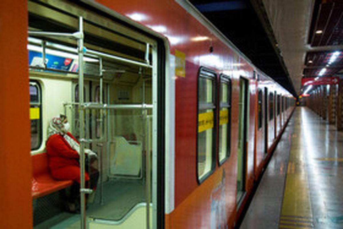 ریزش مرگبار تونل متروی تهران