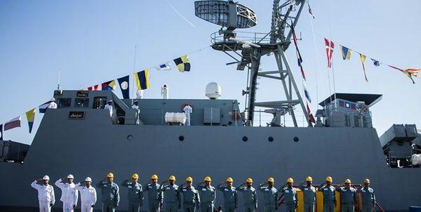 پایگاه آمریکایی: ناوشکن سهند، میتواند مایه شرمساری نیروی دریایی آمریکا شود