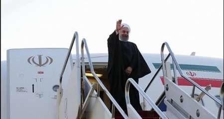 دکتر روحانی وین را به مقصد تهران ترک کرد