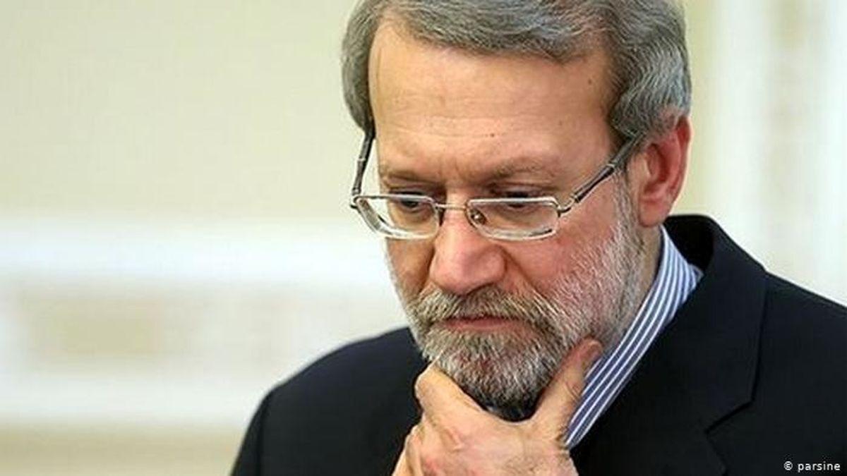 اظهارات جنجالی لاریجانی؛ برخی نمایندگان اصولگرا عصبانی شدند