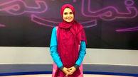 سوتی عجیب خانم مجری صدا و سیما در برنامه زنده +فیلم جنجالی