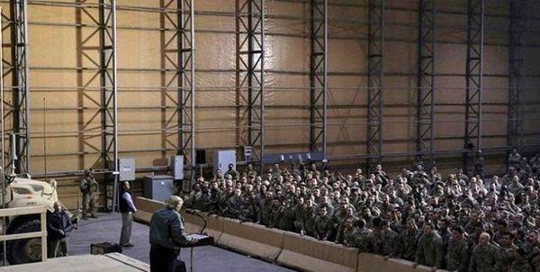 پایگاه عین الاسد بزرگترین مرکز ارتش تروریستی آمریکا را بشناسید