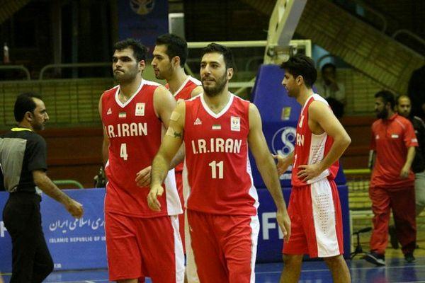 """خبر بد برای بسکتبالیستهای جوان: تورنمنت """"اطلس"""" لغو شد"""