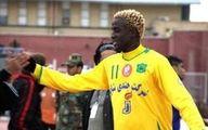 مهاجم گلزن لیگ برتر فوتبال ایران در ۳۴ سالگی درگذشت