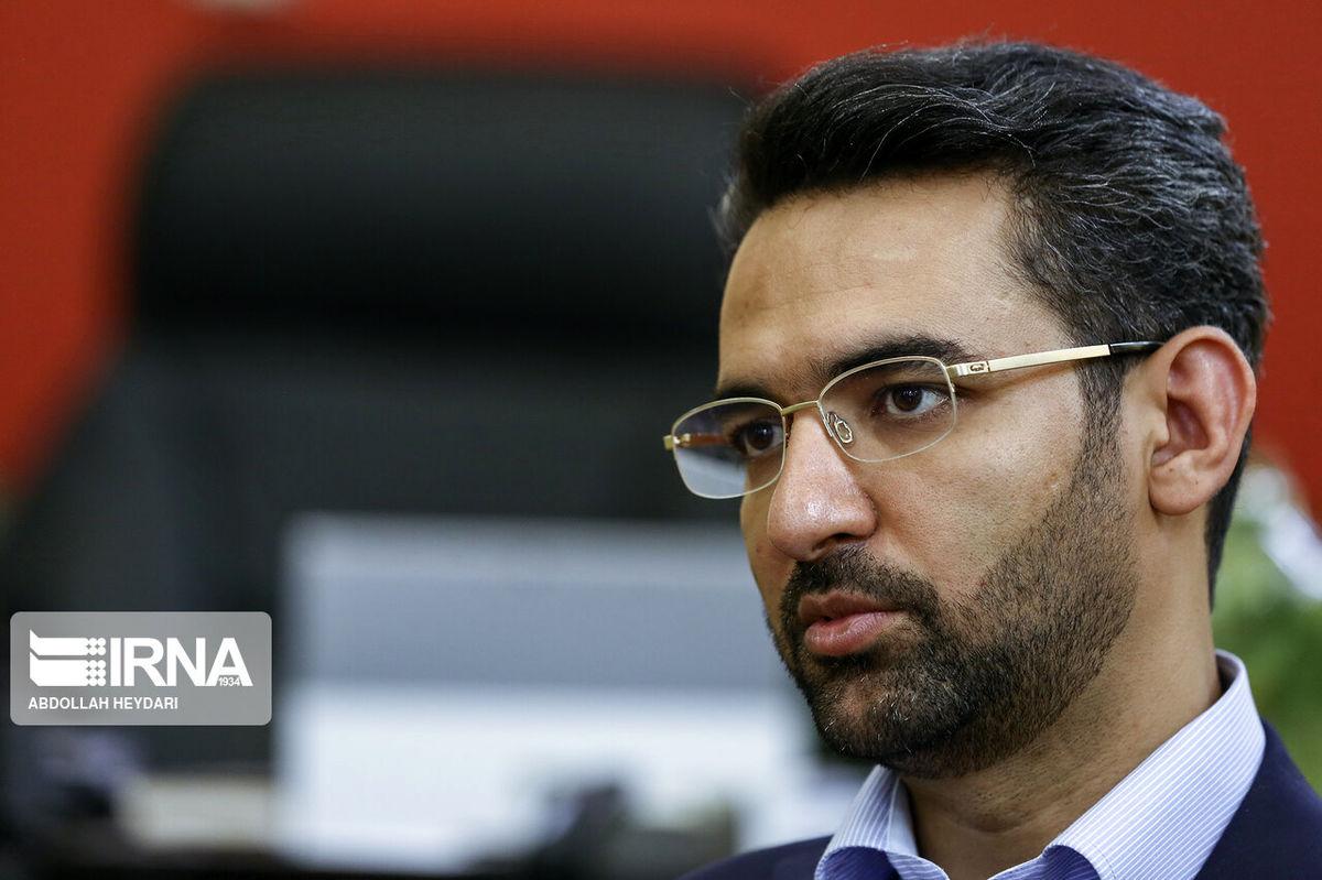وزیر ارتباطات: دولت، مخالفان سرسخت داخلی دارد