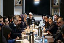 جلسه اصلاحطلبان درباره وضعیت و لیست داوطلبان