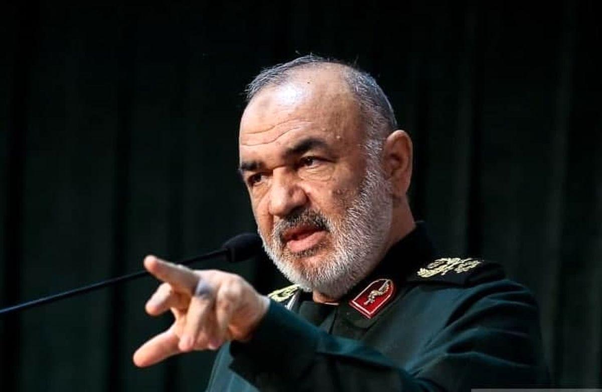 استراتژی نظامی ایران به روایت فرمانده سپاه