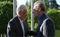 سیاستورزی به سبک علی لاریجانی؛ شیفت به راست از منتهیالیه چپ