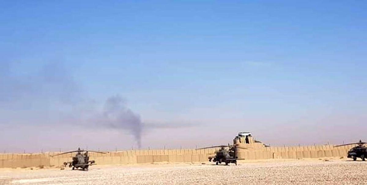 پایگاه آمریکا در شمال شرق سوریه هدف حمله قرار گرفت