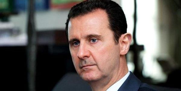 بشاراسد:  ملت سوریه هرگز سلیمانی را فراموش نمیکند
