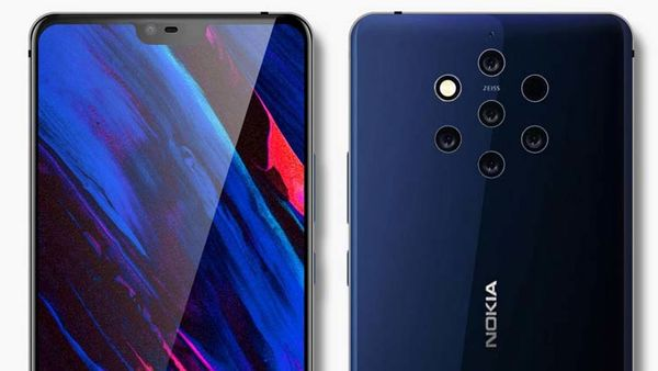 کنجکاوی کاربران موبایل/ نوکیا 9 با 5 دوربین عرضه می شود + جزئیات