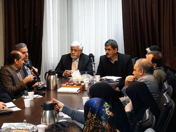 عارف: اگر از داخل شورای عالی اصلاح طلبان چند صدا بیرون بیاید، شکست خواهیم خورد/   وزرای مدعی اصلاح طلبی هماهنگی مناسبی با فراکسیون امید ندارند