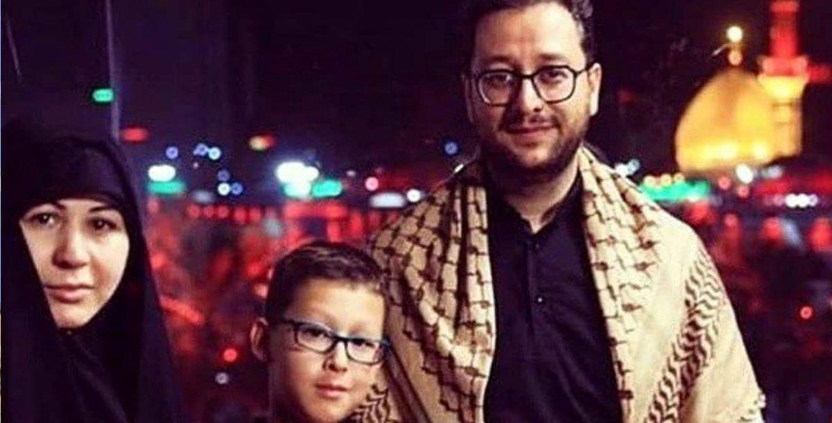 همسر سید بشیر حسینی کیست؟ +عکس فرزند و حواشی زندگی