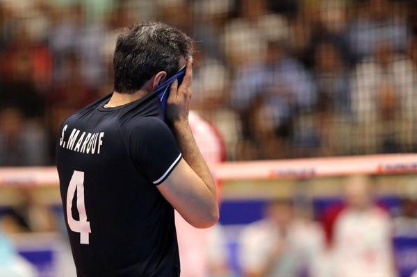 لیگ والیبال و شکست های عجیب ایران