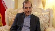 خاجی: ایران آماده همکاری برای تقویت صلح در سوریه است