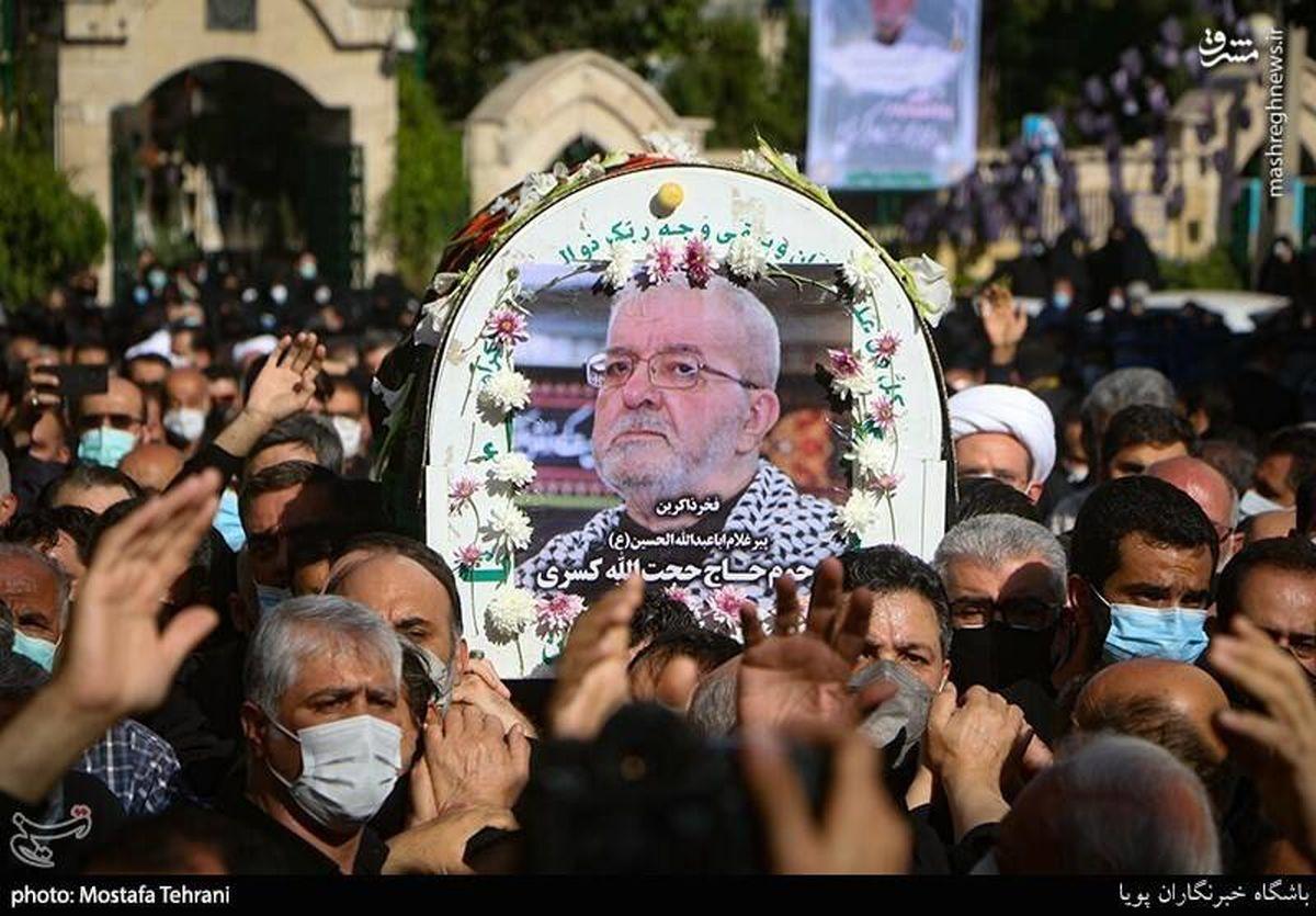 مداح معروف تهرانی درگذشت؛ علت فوت اعلام شد