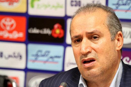 جلسه توضیحی تاج با سلطانی فر درباره لیگ برتر