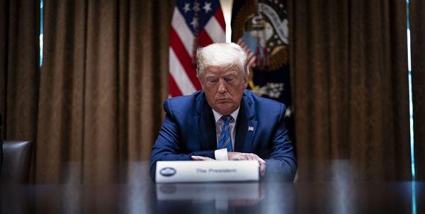 آیا ترامپ کرونا گرفته است؟