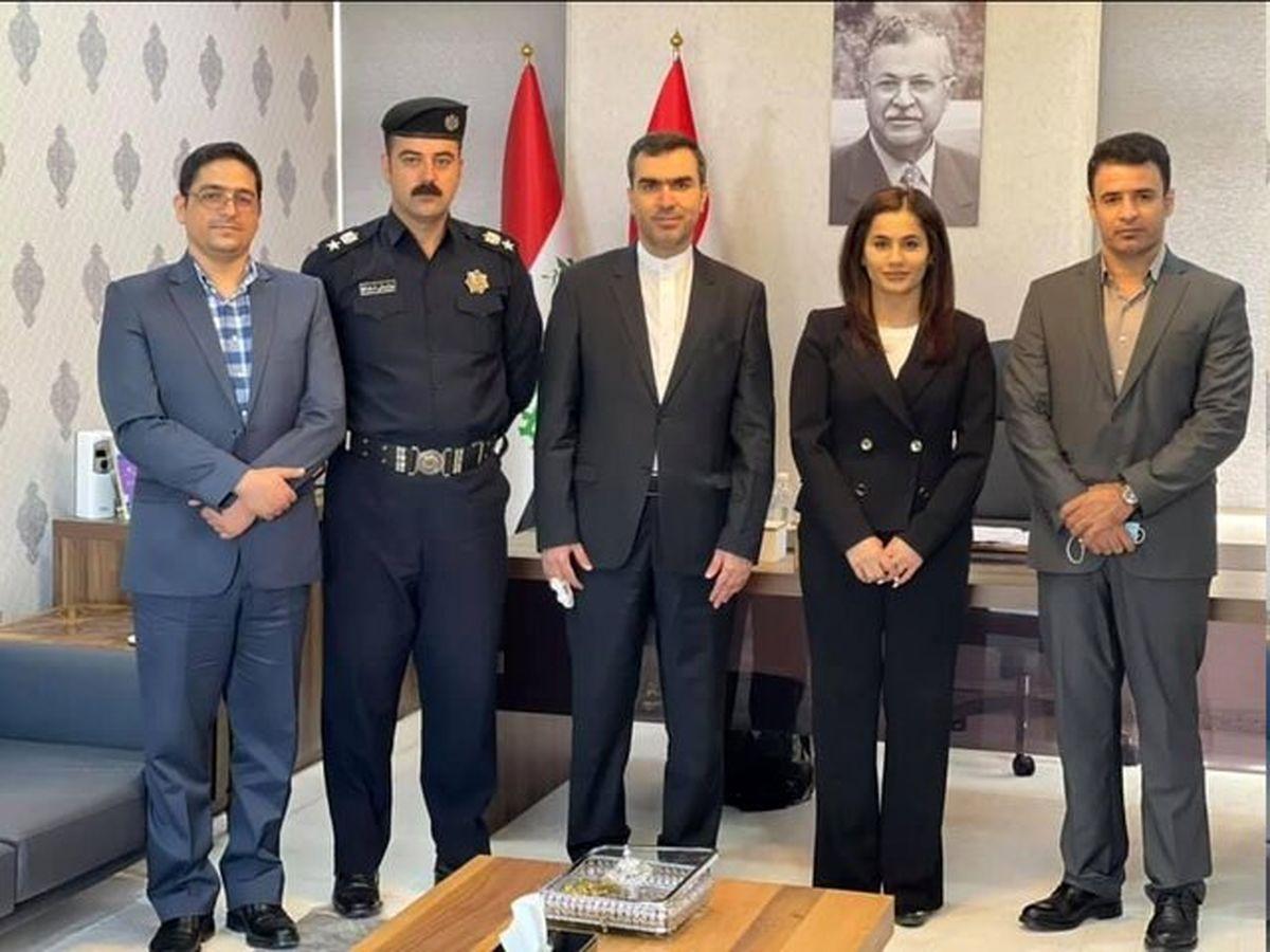 درخواست مرزی فرماندار حلبچه از ایران