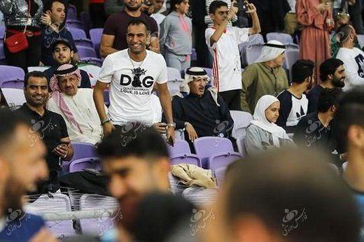 بازگشت لژیونر فراری به قطر + عکس