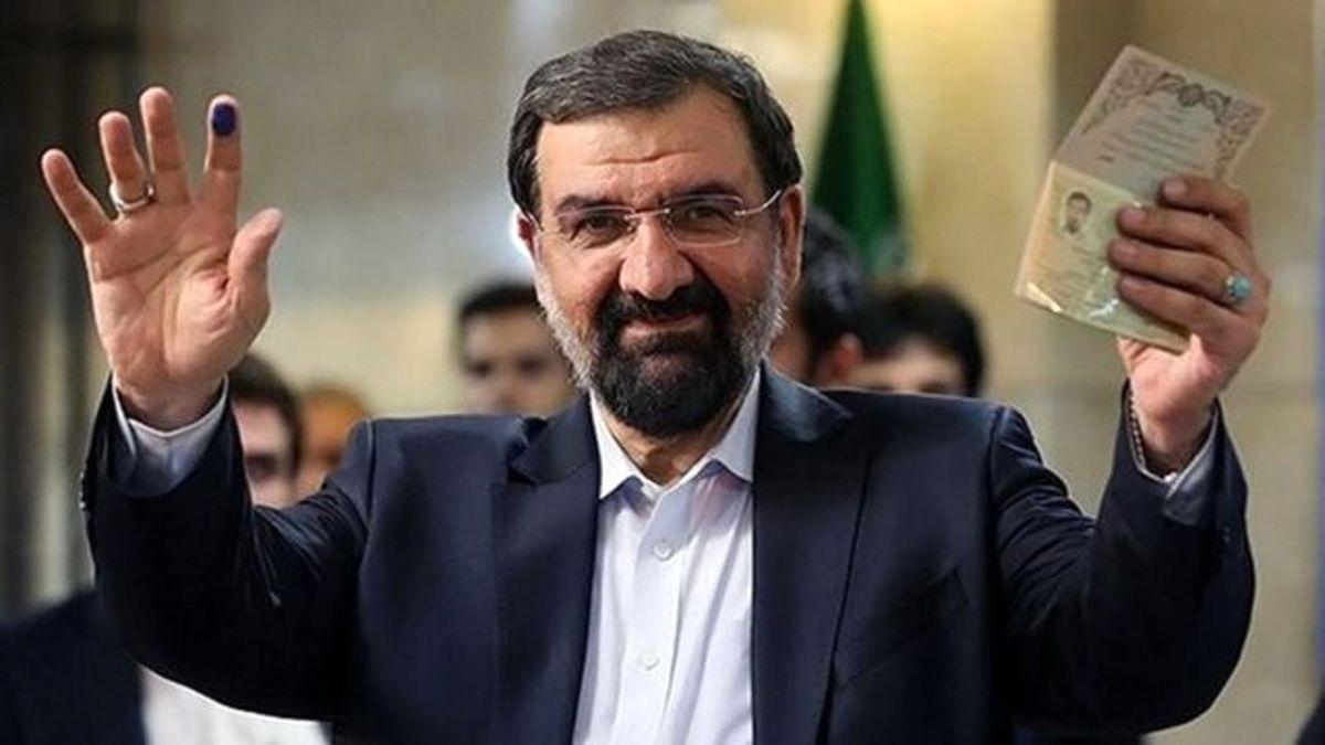 نقوی حسینی: در کارنامه رضایی سابقه کناره گیری به نفع دیگری نیست
