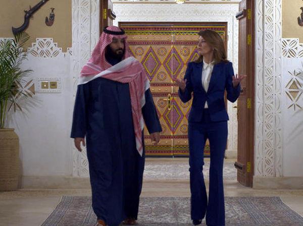 چرخش بن سلمان از آمریکا به سمت ایران برای نجات خودش است