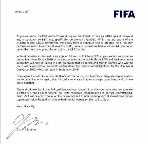 سر در گمی عجیب در فدراسیون فوتبال؛ تعویق شروع لیگ به خاطر حضور زنان!