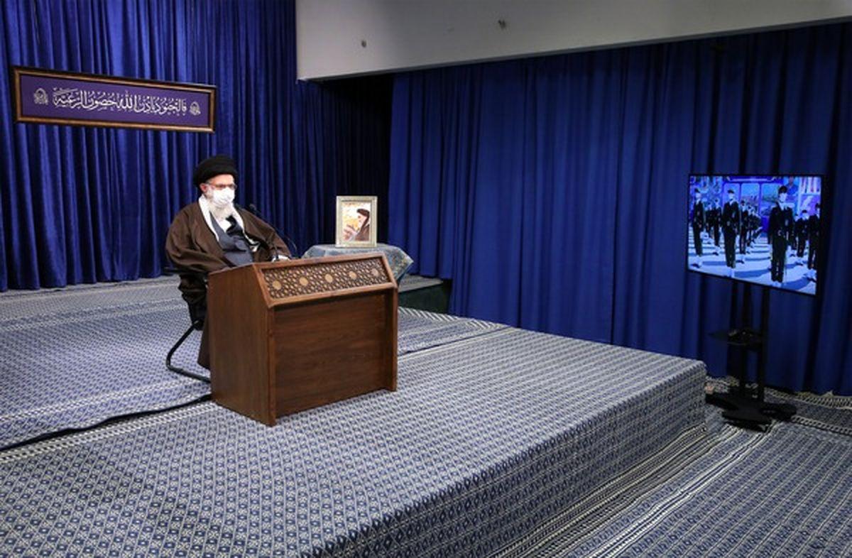 فرمانده کل قوا: بدون امنیت همهی ارزشهای مهم کشور دچار اختلال خواهند شد