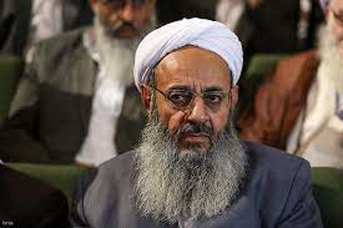 مولوی عبدالحمید از نامزدها حمایت کرده است؟