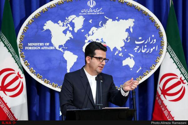 سخنگوی وزارت امور خارجه خطاب به آمریکا: منتظر زنگ نباشید