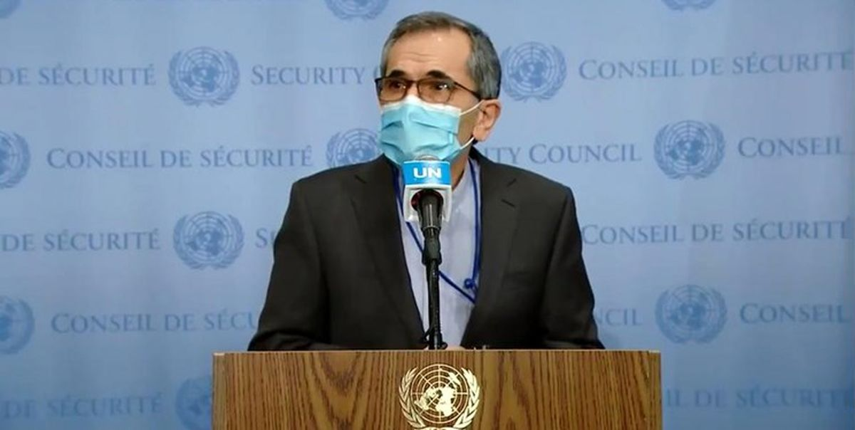 تخت روانچی در شورای امنیت: ایران یکی از قربانیان حملات سایبری است