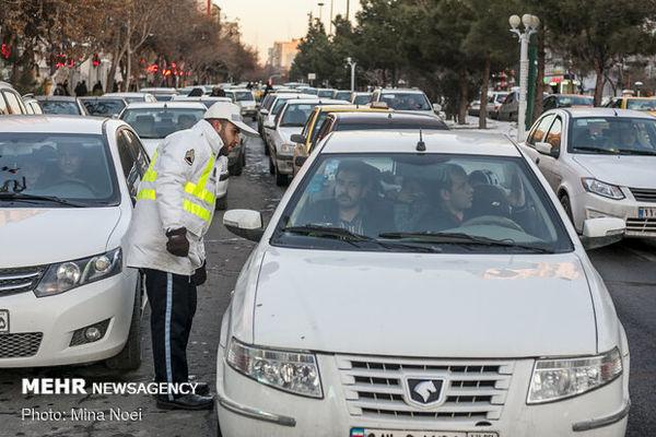 عجیب اما واقعی؛ ترافیک سنگین در مسیر تهران قم