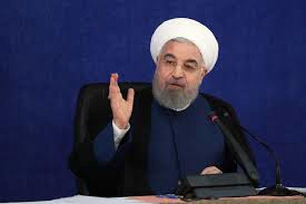 روحانی: راه حل مقابله با کرونا تعطیلی نیست
