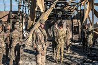 افشای انتقال شانزده نظامی آمریکایی به کویت پس از موشکباران عینالاسد