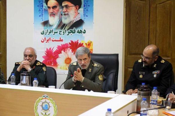 عمق راهبردی نیروهای مسلح وجه تمایز قدرت در ایران