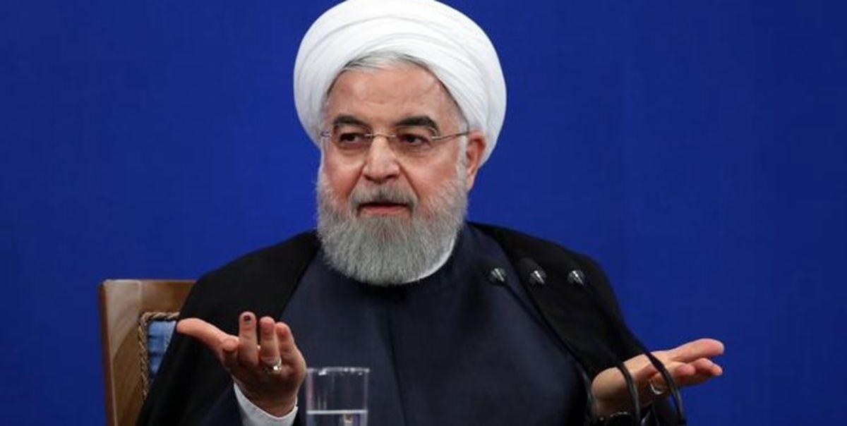روحانی: دولت در حد توان برای حمایت از آسیب دیدگان تلاش کرده است