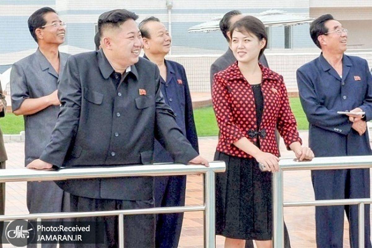 ظهور بانوی اول مرموز کرهشمالی پس از یکسال