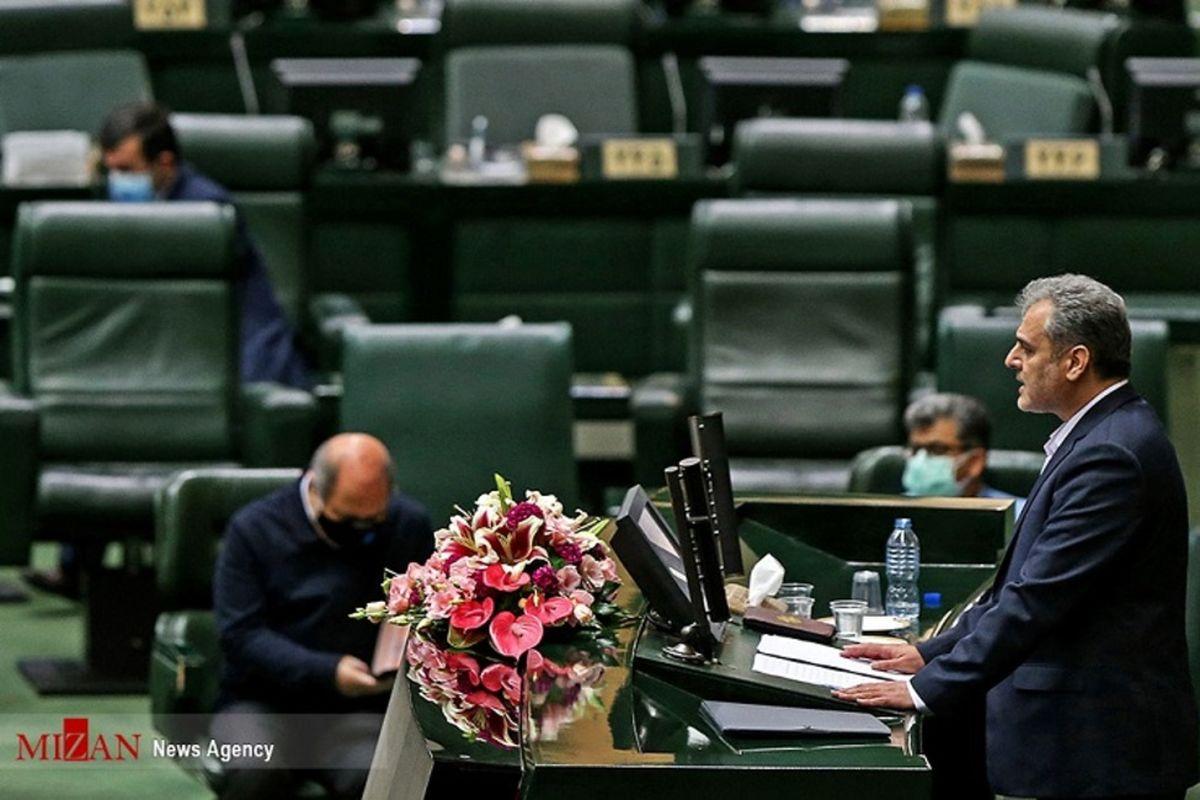 استیضاح وزیر جهاد کشاورزی کلید خورد