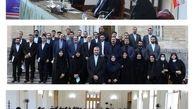 دیدار امیرعبداللهیان با فرزندان شاهد شاغل در وزارت خارجه