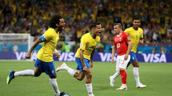 گزارش تصویری/  از روز چهارم جام جهانی/ غول کشی!