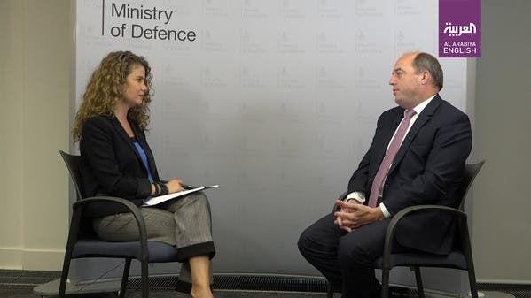 افکار شوم وزیر دفاع انگلیس علیه ایران