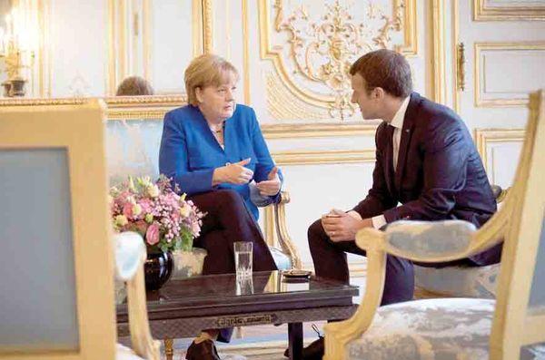 اروپا قدرت مهار تحریمهای ثانویه آمریکا را ندارد
