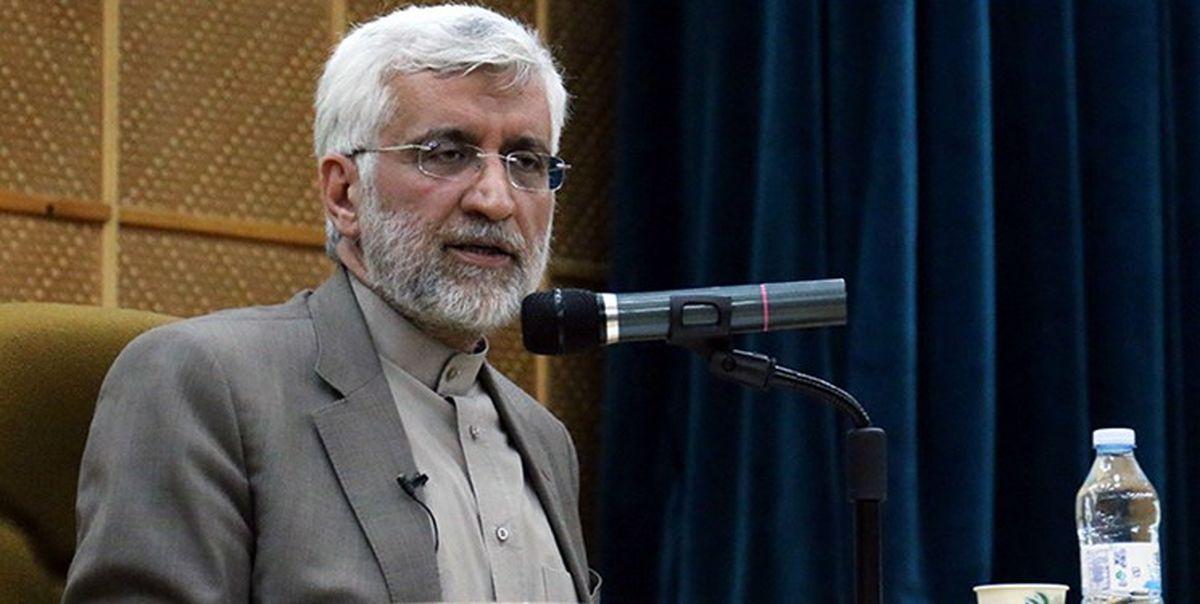 توئیت معنادار جلیلی درباره انتخابات