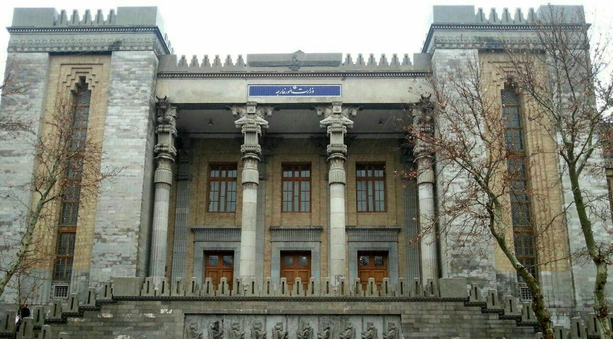 واکنش رسمی ایران به حوادث تروریستی فرودگاه کابل