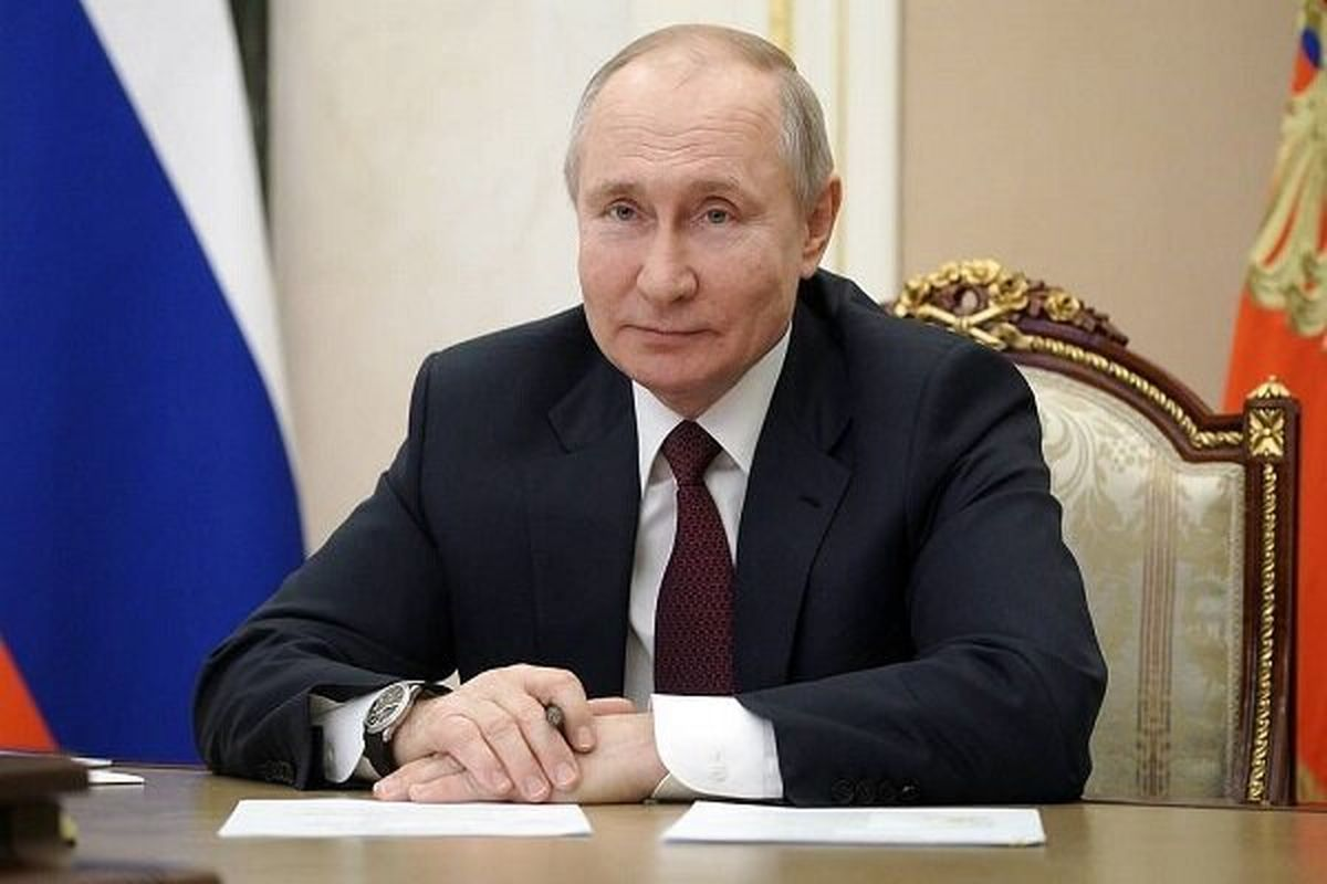 قانون پایستگی پوتین توسط خودش امضاء شد