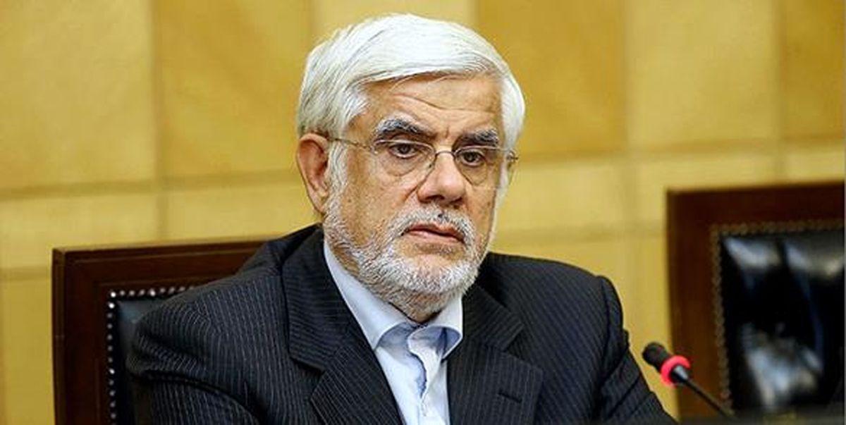 پیام عارف برای درگذشت عضو نهضت آزادی ایران